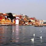 Benares (Varanais)on Ganga