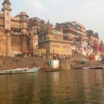 Benares on Ganga