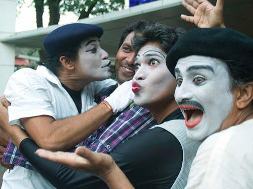 Photographer:web | Deepanam School - Mime Performance on 2nd at 6.30pm