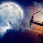 New Moon in Saggitarius