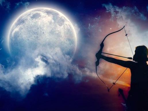 Photographer:web   New Moon in Saggitarius