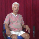 Pashi Kapur, one of the orgininal volonteers since Auroville in 1968.