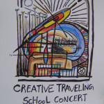 Creative Travelling School Concert, Saturday 8pm at VC