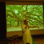Nipun in Auroville