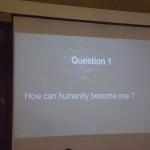 CAT -5 on Human unity