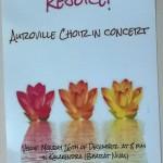 Rejoice todnight at 8pm at Kala Kendra