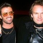 George Michael  and Sting