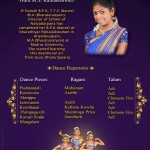 'Salangai Pooja' dance performance today from 6pm on
