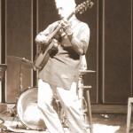 Jazz Night at Cripa with Sid Jacobs on jazz guitar