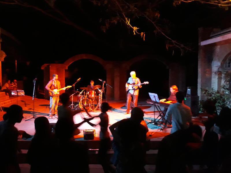 Photographer:Belinda | Bossa Nova and Rock Band..and others  Shakti's latino jazz standards