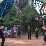 Giant Butterlfy Parade