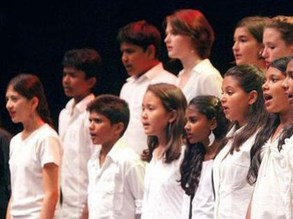 Photographer:web | AV youth choir on Wednesday 11th at 7pm at Bharat Nivas