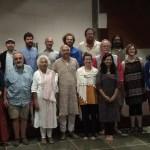 <b>CISS sharing Auroville experience</b>