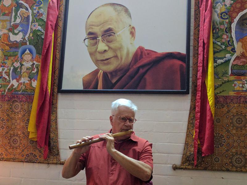 Photographer:Steve | with his Holiness
