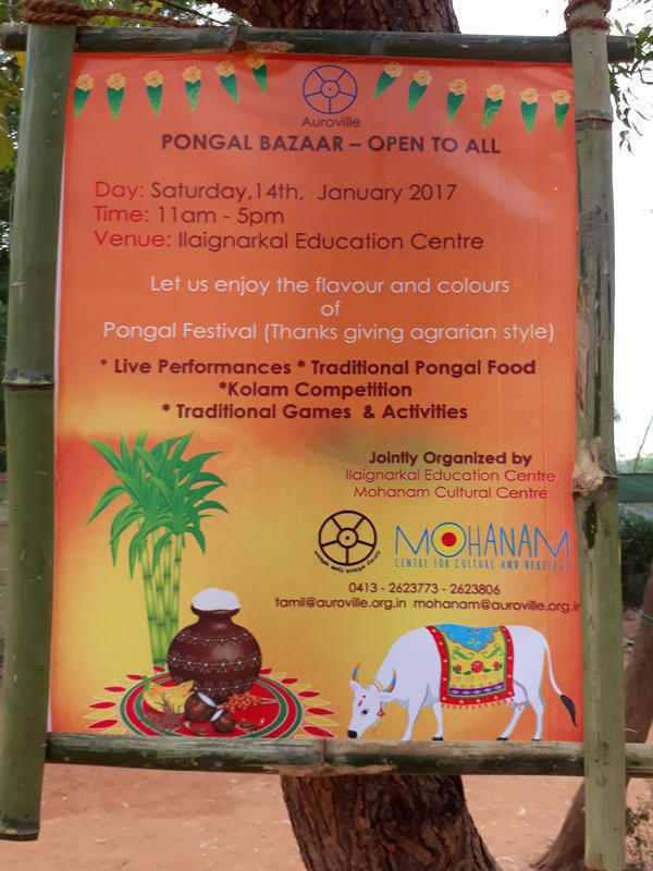 Photographer:web | Pongal Bazaar by Mohanam at IEC