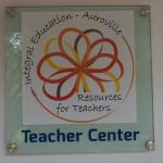 The Auroville Teacher Center offers resources for teachers.