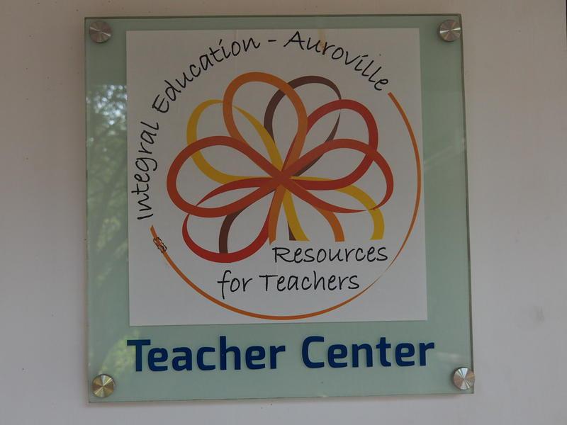 Photographer:Silke | The Auroville Teacher Center offers resources for teachers.