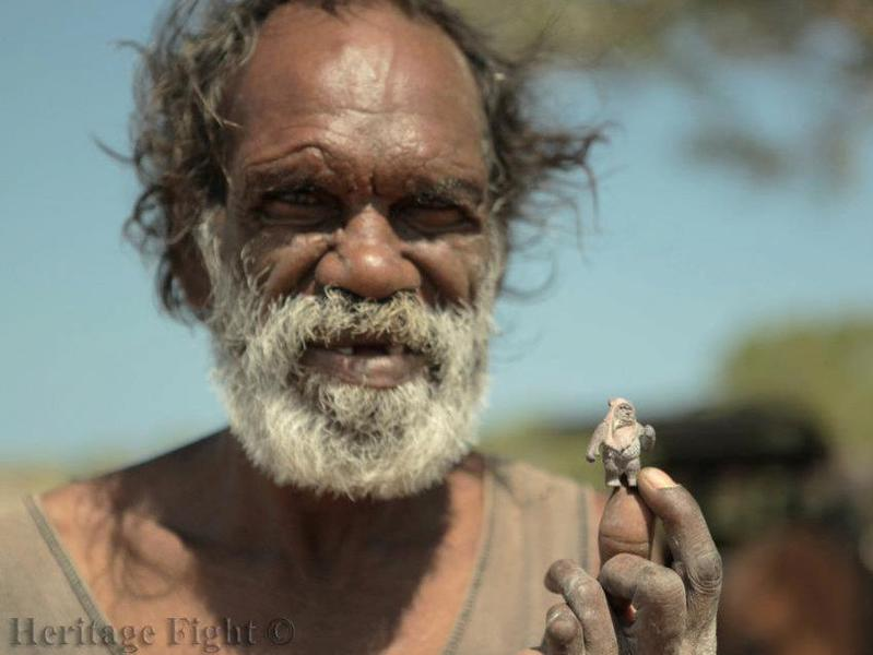 Photographer:Eugenie Dumont | The Goolarabooloo have lived on and protected the land over millenia.