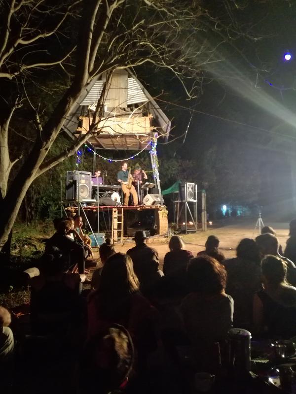 Photographer:Wobbli | The stage