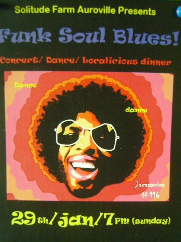 Photographer:web | Funk, Soul Blues at Solitude on 29th at 8pm