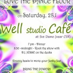 Love the Dance Floor - Dj Jesse at Well Cafe on 28th from 8pm