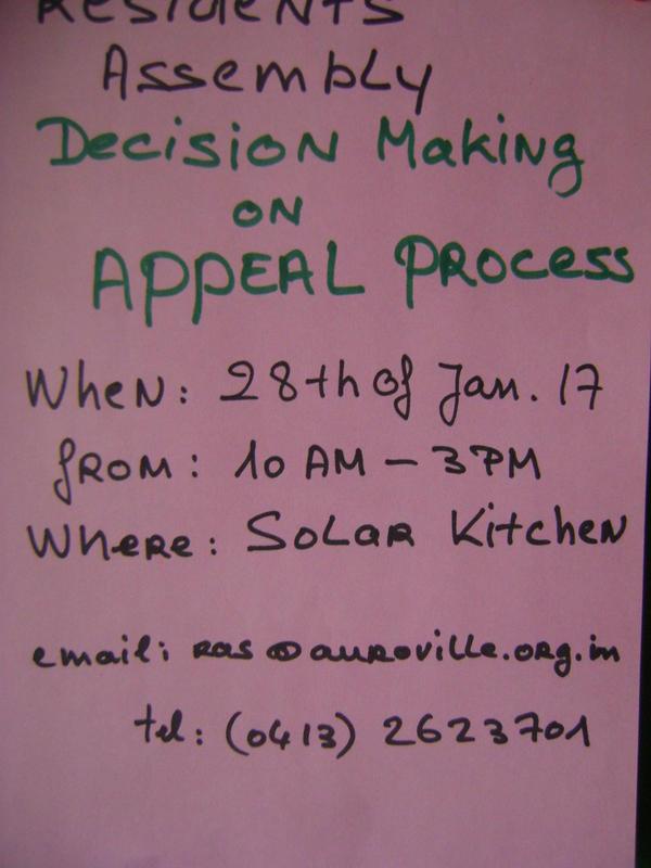 Photographer:web | RAD on Appeal Proces deadline 28th