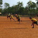 Ultimate Frisbee - 7th annual Auroville Hat Tournament
