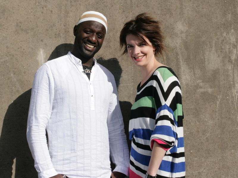 Photographer:web | Seckou Keita adn Catrin Finch