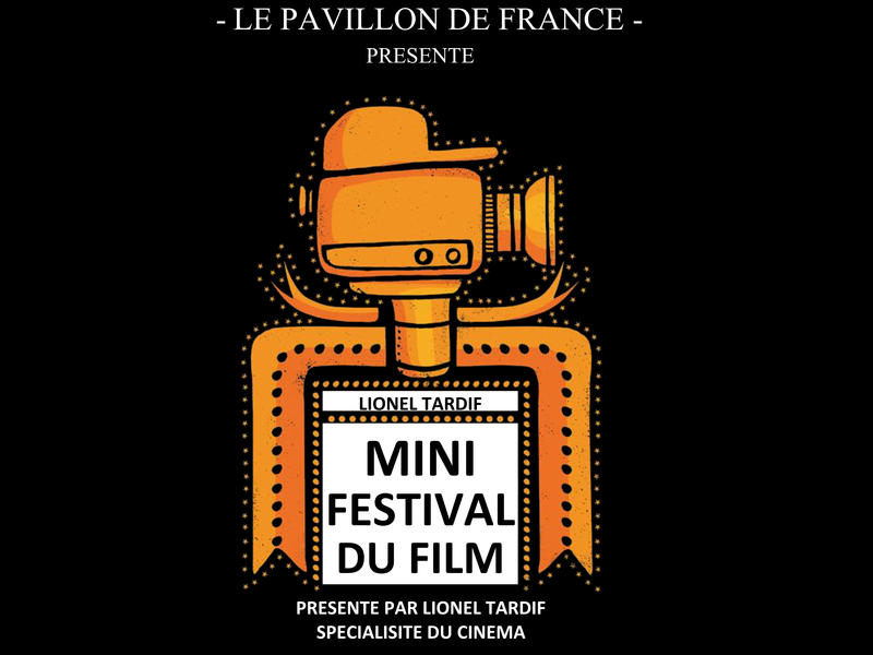 Photographer:Courtesy: French Pavilion | Event poster