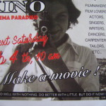 Kino Cell - Make a Movie on 4th of Feb at 10am at MMC