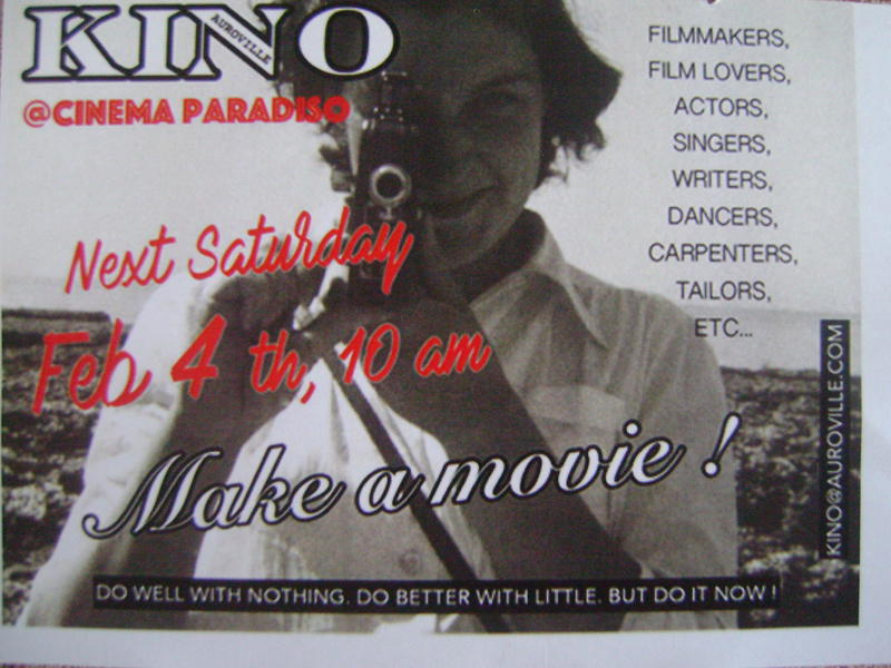 Photographer:Breeda | Kino Cell - Make a Movie on 4th of Feb at 10am at MMC