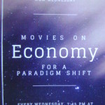 Films on New Economic Paradigm every Wednesday  at UP