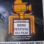 Mini Festival du Film today at MMC