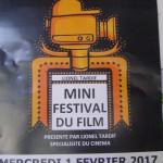 Mini Festival du Film today at MMC