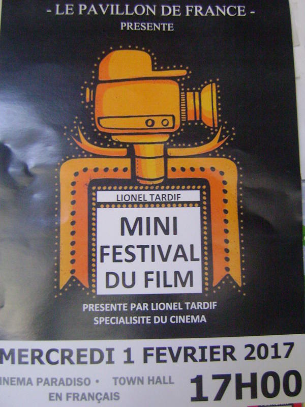 Photographer:Breeda | Mini Festival du Film today at MMC