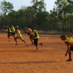 7th annual AV Hat Tournament  by The Auroville Ultimate Frisbee