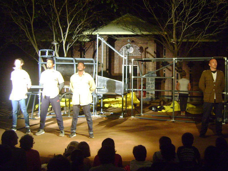 Photographer:Nela | Indian Steam by Prodigal Theatre at Adishakti