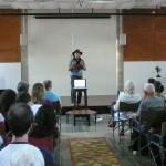 Dr. Jan Golembiewski at Bhavasyate'