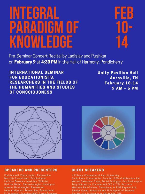 Photographer:Barbara | Integral Paradigm of Knowledge 10 -1 14 of February