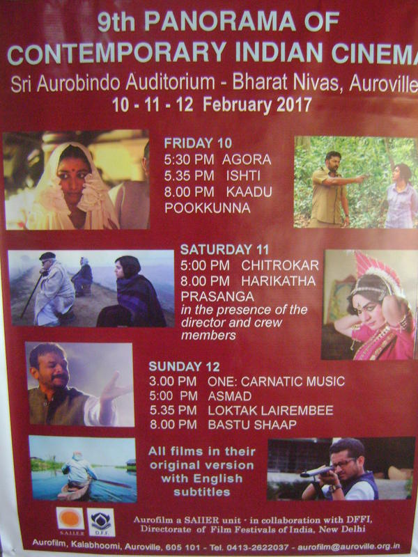 Photographer:breda   9th AV panorama of contemporary Indian cinema