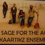 The Sage for the Ages on 11th at Adishkati at 7pm