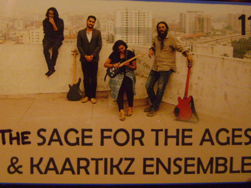 Photographer:breda | The Sage for the Ages on 11th at Adishkati at 7pm