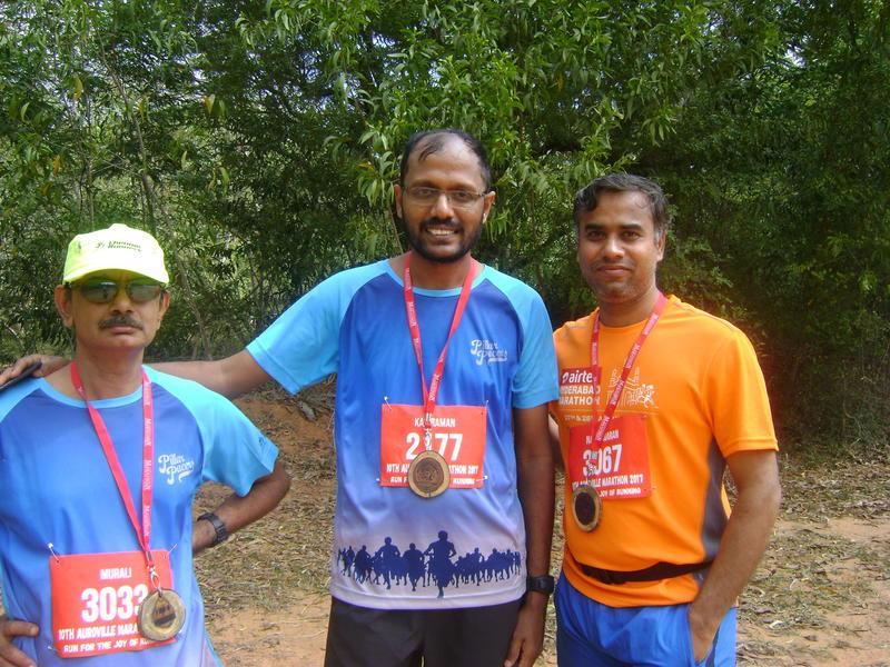 Photographer:Breda | runners from Chennai - Murali, Kavraman, Nagesh