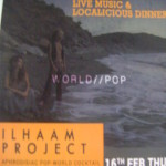 Ilham Project at Solitude on 16th of Febraury