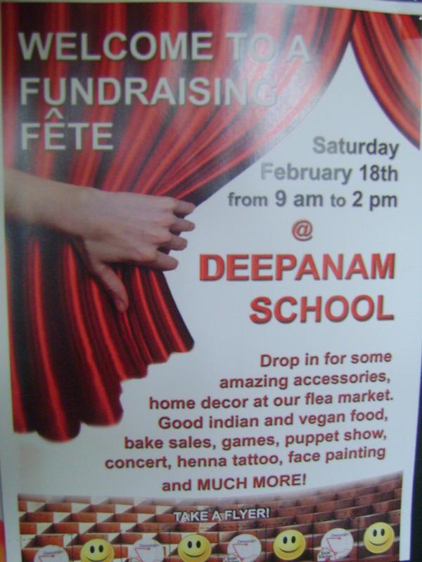 Photographer:Ula | Deepanam School fundraise on 18th