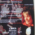My Autopy at CRIPA on 17th, 18th, 19th
