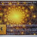 CAT10 21st at 4.30pm at UP