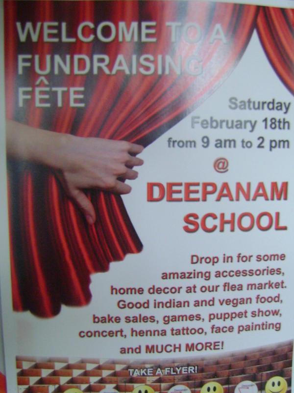Photographer:Breda | Deepanam fundraiser on 18th