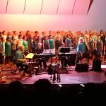 The Peacemakers - Youth Choir, AV Choir, Instrumental Ensemble