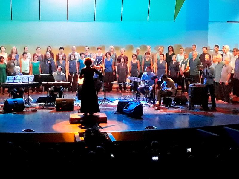 Photographer:Amdea   The Peacemakers - Youth Choir, AV Choir, Instrumental Ensemble